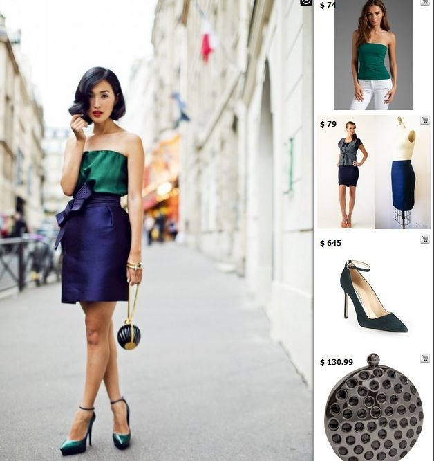 Street Style Classy - Shop matching products in this pic at http://www.stylediggin.com/sensuous-satin/