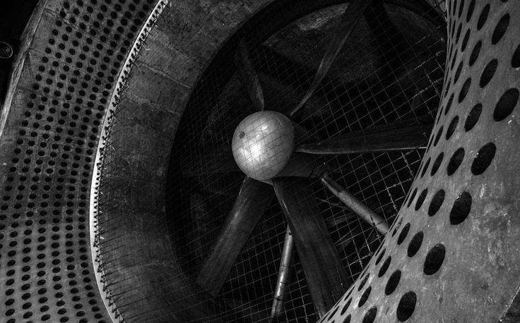 Farnborough's historic wind tunnels