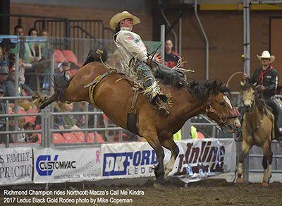 Pro Rodeo Canada Update