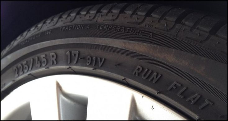 Pirelli Run Flat Tires Bmw