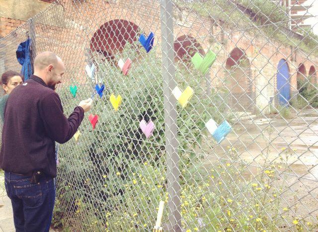 66 Best Crafts Yarn Bombing Images On Pinterest Street