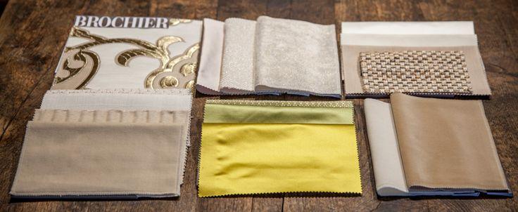 BROCHIER Gold & Ivory color scheme.