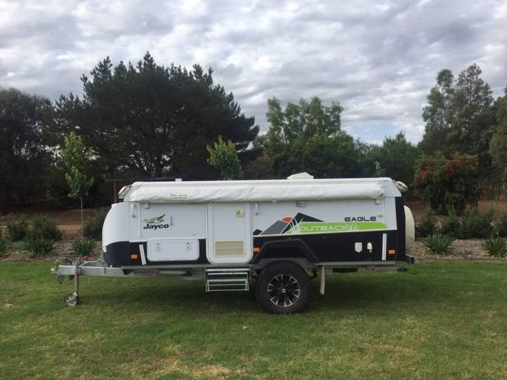 HIRE ME FROM PENRITH/NSW 2013 Jayco Eagle Outback (Penrith) - Caravan and Camping Hire AUS