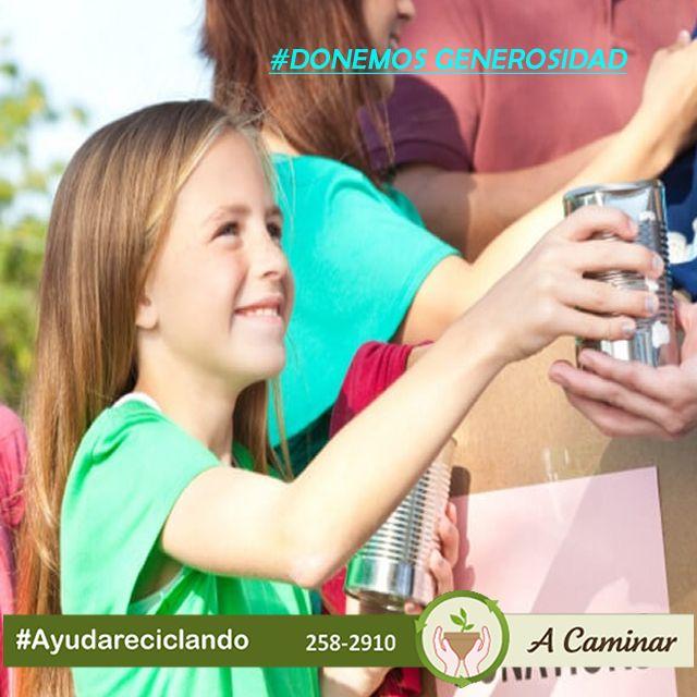 """Al donar uno puede demostrar el amor a los demás, la verdadera generosidad es dar sin condiciones, es ayudar sin pedir nada a cambio. ¡SEAMOS GENEROSOS! Contáctenos : 258 2910 / Rpc. 998 178 541 Descubre más de nuestro trabajo aquí: http://acaminarperu.org/donaciones.html """"ACaminar Peru"""", reciclamos para ayudar ❤"""