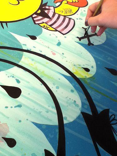 pintando www.facebook.com/holapumpum