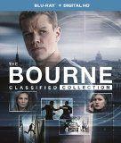 #5: The Bourne Classified Collection (Bourne Identity / Bourne Supremacy / Bourne Ultimatum / Bourne Legacy) (Blu-ray  Digital HD)