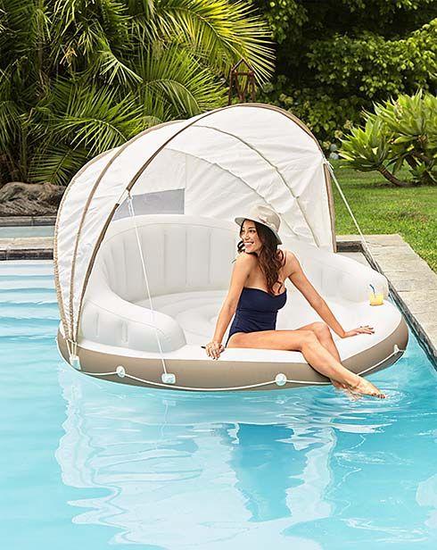 Schwimmlounge für 99,95€ - Für schöne Sommertage am Pool.