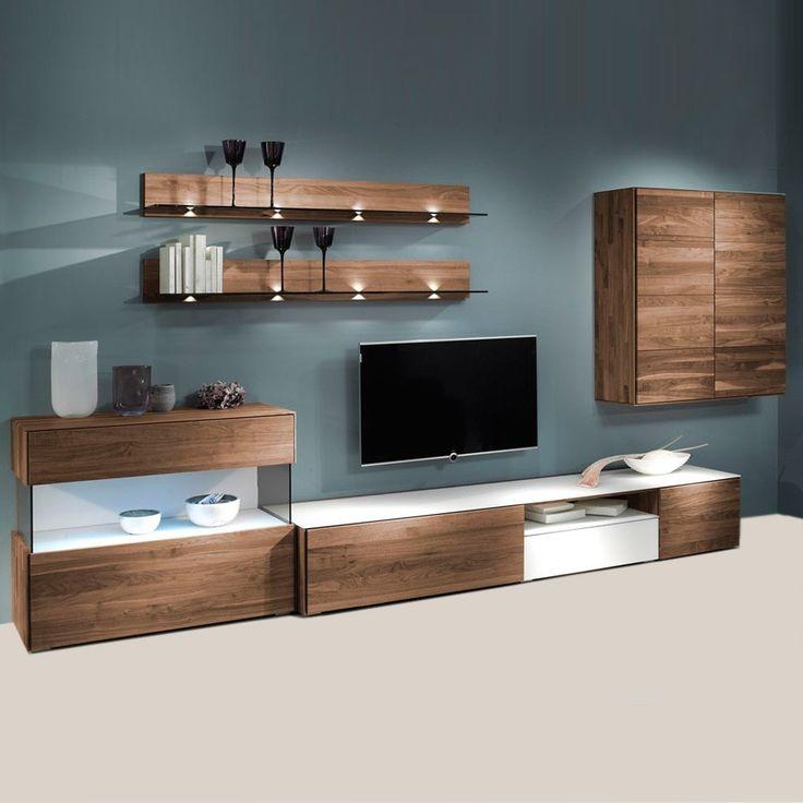 elea ii pp tv unit hulsta media wall unit pinterest. Black Bedroom Furniture Sets. Home Design Ideas