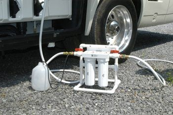 Your comprehensive for RV water filter guide; learn all you need to know about pure water
