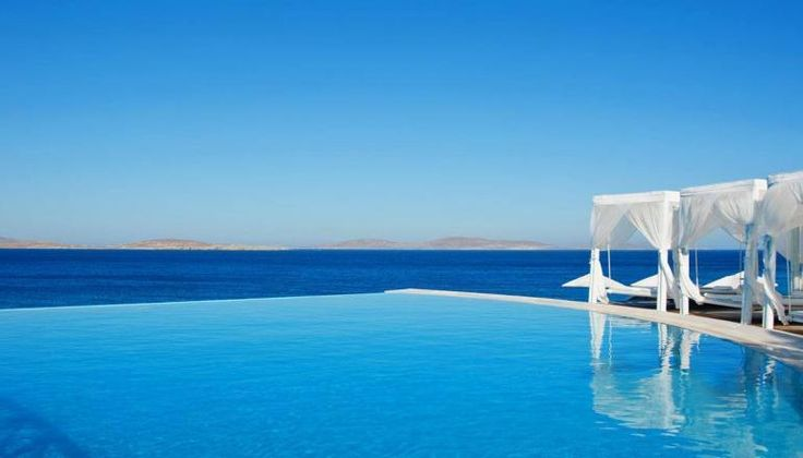 5* Saint John Mykonos Hotel στη Μύκονο μόνο με 748€!