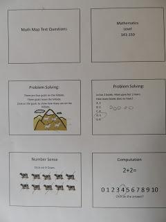 Mrs Ts First Grade Class Map Practice Tests Technology