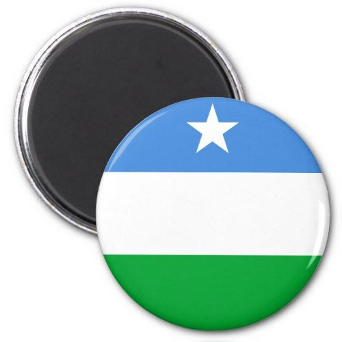 Puntland Solomon Islands Magnet Zazzle Com Custom Magnets Solomon Islands Flag Solomon