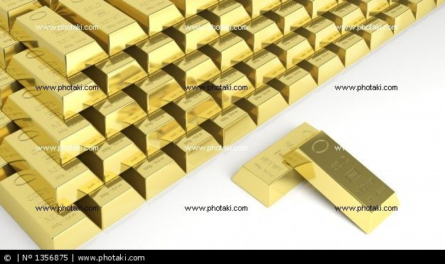 http://www.photaki.com/picture-big-pile-of-gold-bars-isolated-on-white_1356875.htm