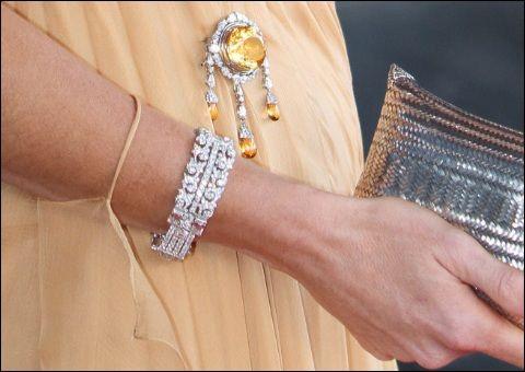 Diamanten armband koningin Máxima deel 7   ModekoninginMaxima.nl