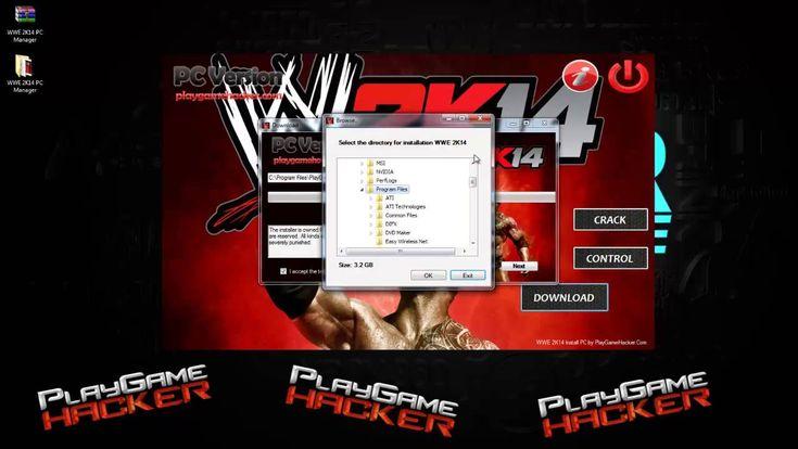 Скачать wwe 2k14 на компьютер