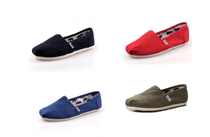 Goedkope Flats Vrouwen Schoenen platform schoenen mannen espadrilles canvas ademend comfortabele schoenen 6c130 met doos, koop Kwaliteit vrouwen flats rechtstreeks van Leveranciers van China: