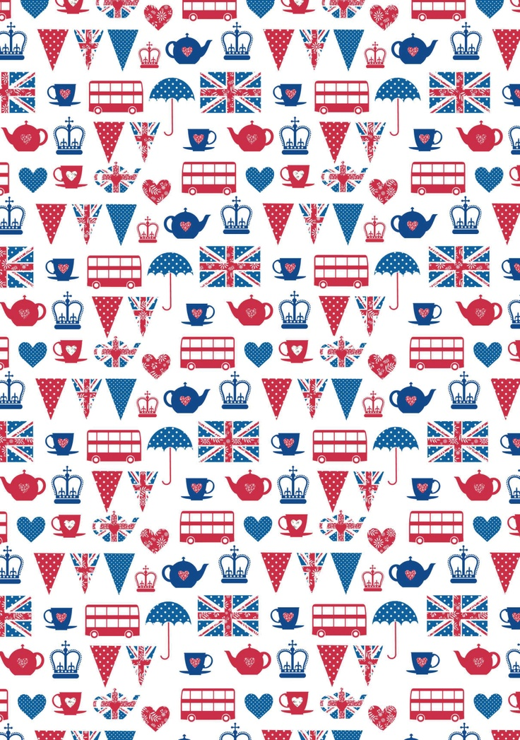 Free Download: Best of British papers featuring everything that makes Britain beautiful - cups of tea included!