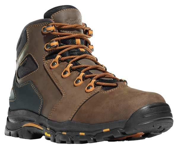 Danner Vicious 4.5-inch Brown Waterproof Safety Toe Work Boots - 13860