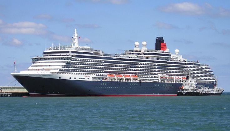 Cunard Queen Victoria - Cunard Line - Queen Victoria of 2007 (90,049 GT)