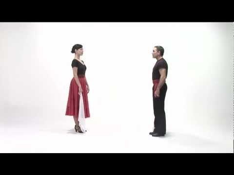Cueca Coreo (16/18) - Academia de Baile - YouTube