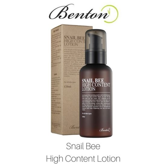 skin79-sklep.pl - Benton Snail Bee High Content Lotion