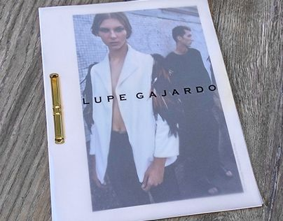 "Check out new work on my @Behance portfolio: ""Lupe Gajardo - dossier"" http://be.net/gallery/51378291/Lupe-Gajardo-dossier"