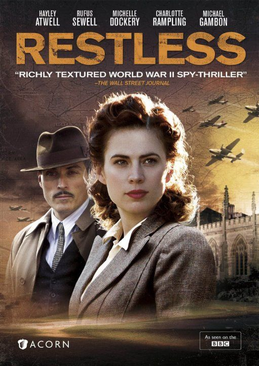 Restless (2012) ... A young woman finds out that her mother worked as a spy for the British Secret Service during World War II and has been on the run ever since. (12-May-2016)
