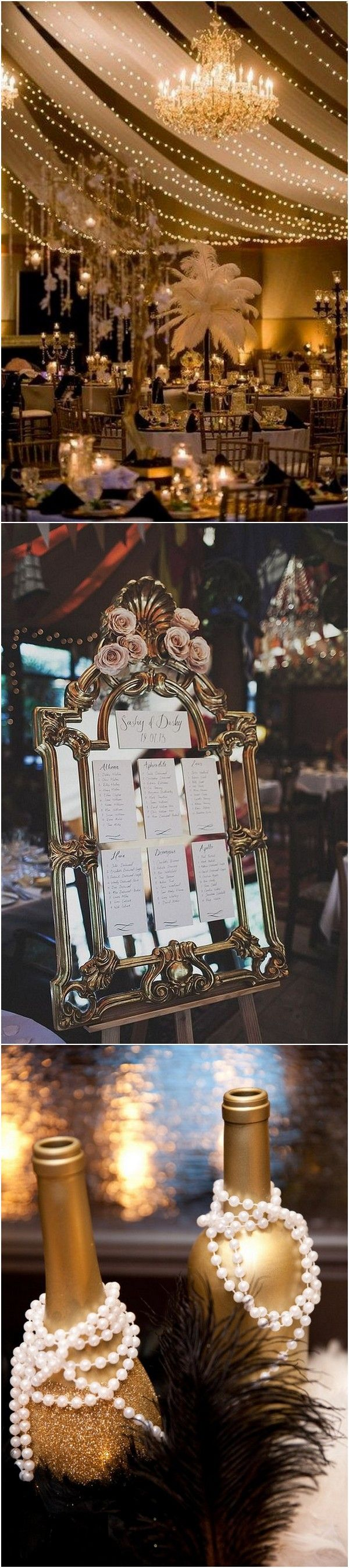 1920s wedding decoration ideas   best Elim Ball images on Pinterest  Birthdays Roaring s and