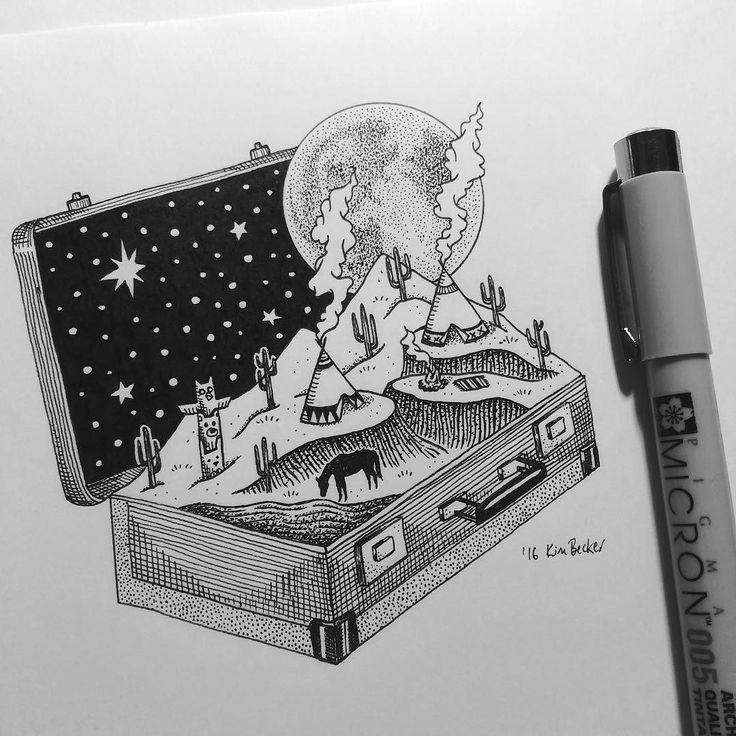 DESERT CASE  by kimbeckerdesign