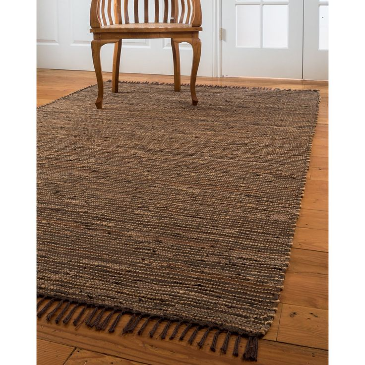 Natural Area Rugs Hand Woven Vera Cruz Contemporary Rug 5 X 8