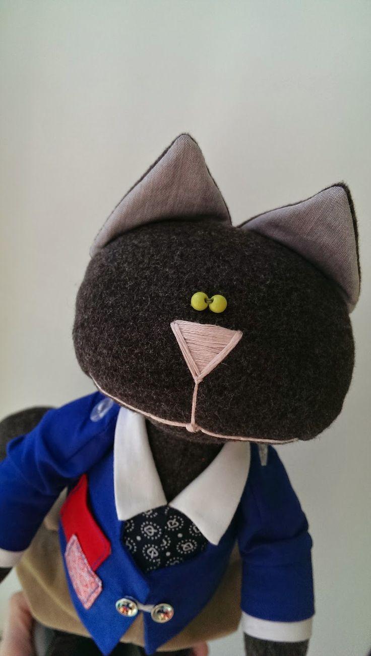 """котОмка: """"Здравствуйте! я ваша ... Котя"""""""
