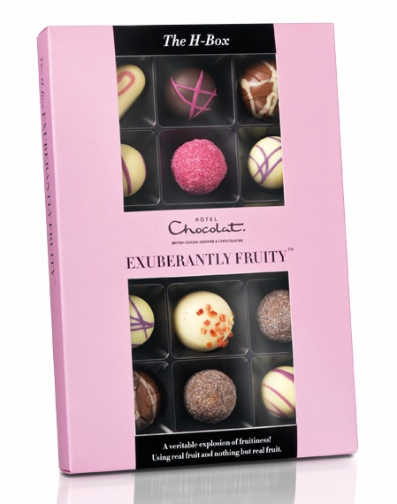 "★ Princessly Pink ★ * ❤️CHOCOLATE, especially from Hotel Chocolat! |The ""H"" Box - Hotel Chocolat"