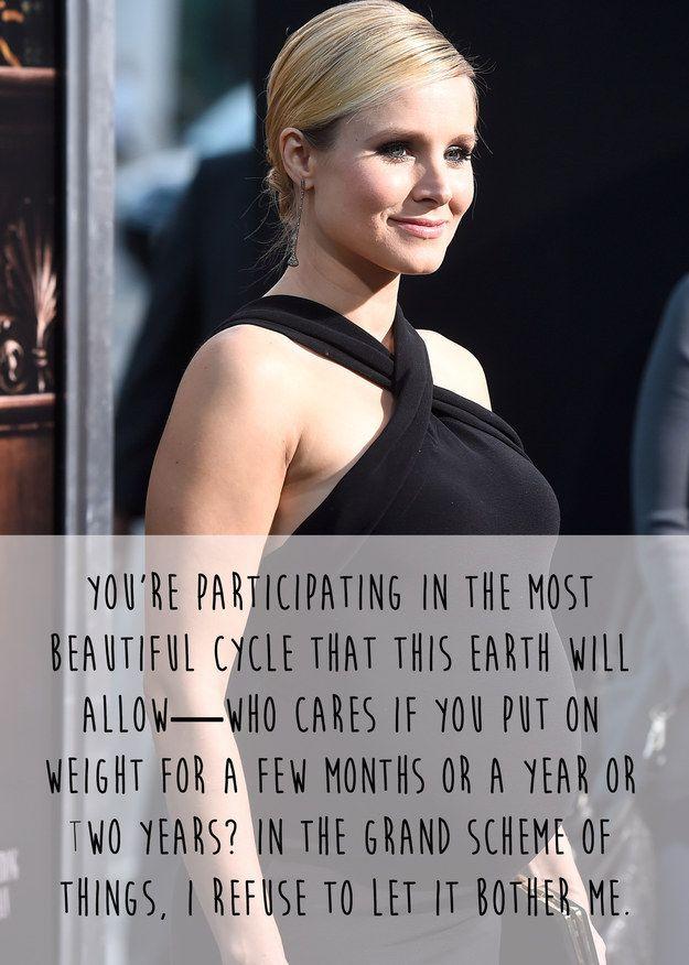 Kristen Bell | 19 Celebrities Who Were Refreshingly Honest About Motherhood