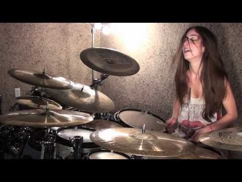 Meytal Cohen - Composure by August Burns Red wish I was as good as her....... Doubt I vet will be :b