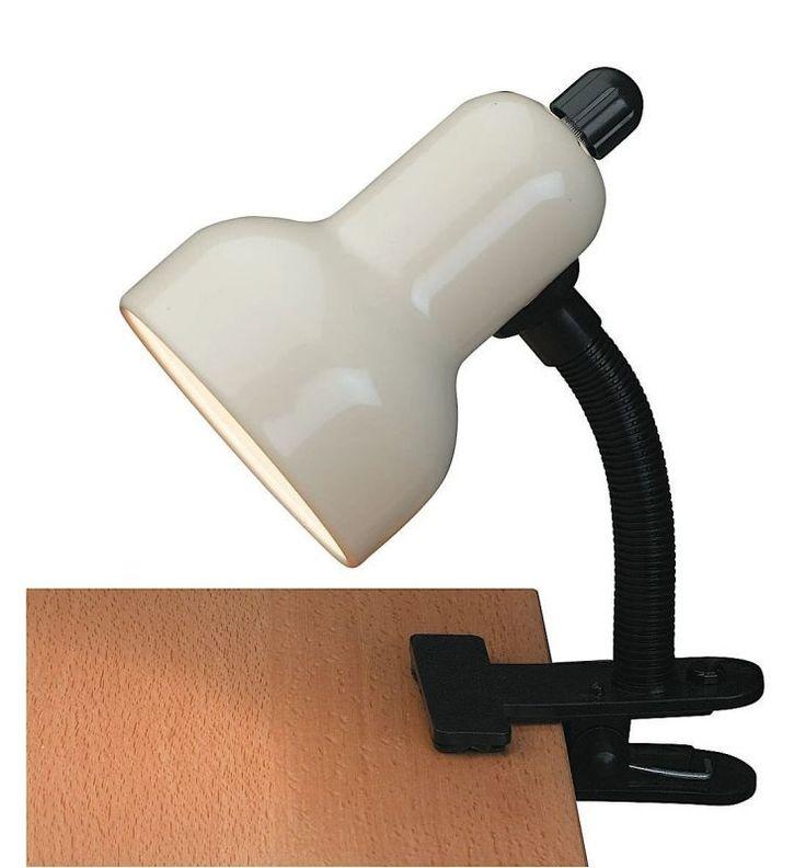 Best 25+ Clip on desk lamp ideas on Pinterest | Clamp on desk lamp ...