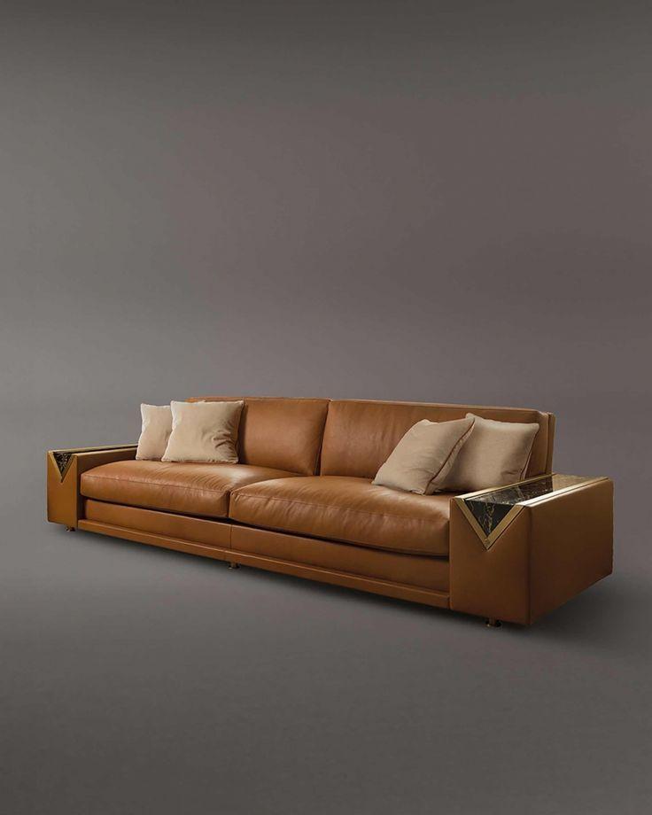 Dunbar Tuxedo Sofa - Edward Wormley