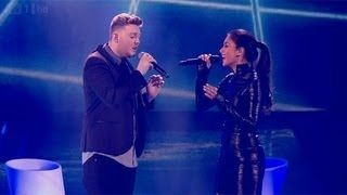 James and Nicole sing Bob Dylan's Make You Feel My Love - The Final - The X Factor UK 2012 - YouTube