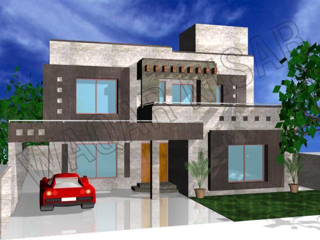 Architecture Design House In Pakistan