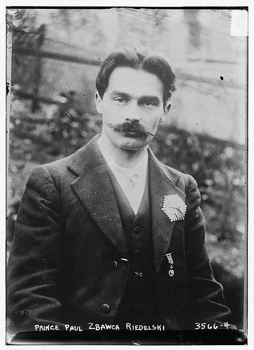 Prince Paul Zbawca Riedelski  (LOC)