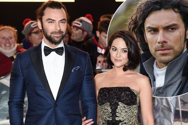 "http://www.mirror.co.uk/tv/tv-news/poldark-hunk-aidan-turner-set-5519921  Poldark hunk Aidan Turner has revealed that he plans to move to New York – so he can spend more time with his girlfriend Sarah Greene.  The Irish actor, who will film the second series of the hit BBC1 drama in Cornwall over this summer, said: ""I'm thinking of moving to New York soon... The Irish actor has previously said he has no plans for a Hollywood career - but actress Sarah has just been cast in Harvey Weinstein's…"