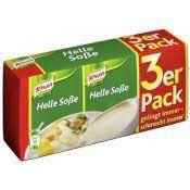 Mit Knorr helle Soße ein sagenhaftes Hühnerfrikassee zaubern ! - Knorr Helle Soße Gewürze & Soße