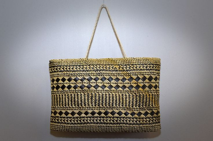 Basket Weaving New Zealand : Best images about basket weaving on bags