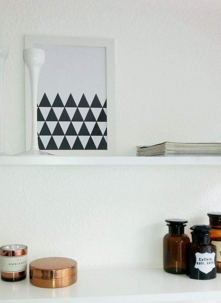 My diy picture triangle