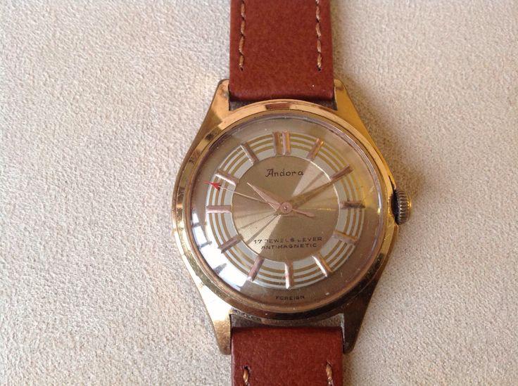 Andora Hand Winding Watch, Swiss Made
