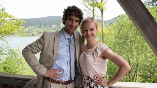 """Kai Albrecht & Magdalena Steinlein """"Sebastian & Luisa, eines der Traumpaare von Sturm der Liebe"""" ❤"""