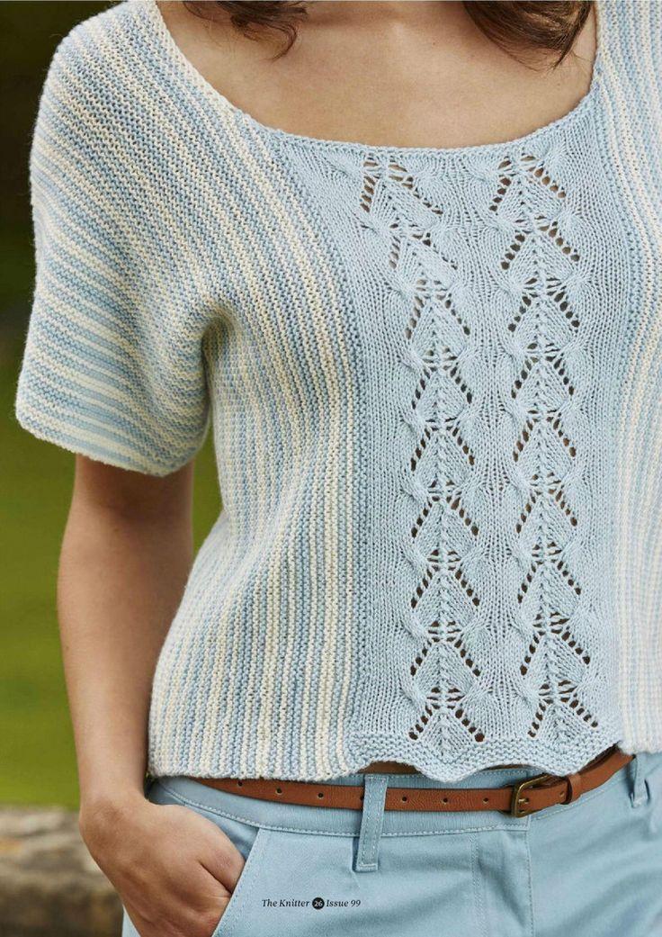 Rondeau The Knitter №99 2016 - 轻描淡写 - 轻描淡写