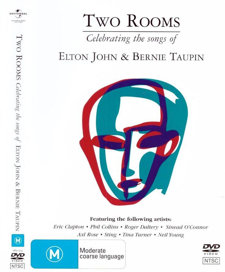 John Elton -Two Rooms Celebrating The Songs Of Elton John And Bernie Taupin DVD