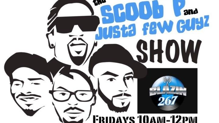 Recap of Day 1: @scooby.pr Came with all the exclusives from local artist that are all like Day 1's....@aaron_mathis_jfg shared his process of creativity and a classic trash talk battle  of Eagles vs Cowboys with @sir_bradwell & @rbens26 ...Thanks to all local artist who sent their music so we could spin their records! @chantele_denise @laambofficial @aminogunz @shaamar @rockisphocused . . . Every Friday Morning 10am-12pm Tune in with the Tune-In app or go straight to www.blazin267.com…