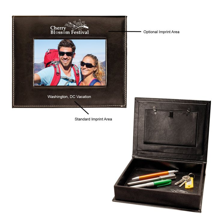 Custom Photo and Memory Box   InkHead.com