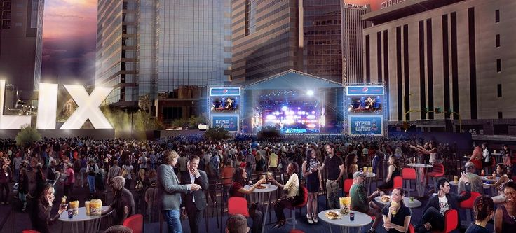 Pepsi Half time Stage Schedule - Live Entertainment | Super Bowl #pepsi azsuperbowl.com kimolearyaz@gmail... #realtor, #realestate, #glendale, #arizona, #AZ, #football, #superbowl, #SB49, #SBXLIX, #biggame #universityofphoenixstadium